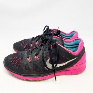 Nike Free TR Fit 5 Black & Pink